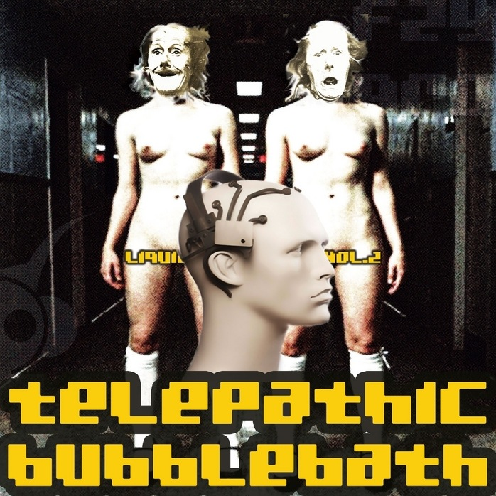 telepathic bubblebath