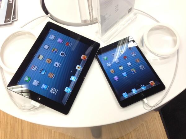 ipad mini vs ipad4 - Verbinden Mac PC iPad und DAW für Musik