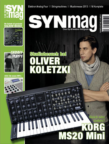 Synthesizer-Magazin: Archiv