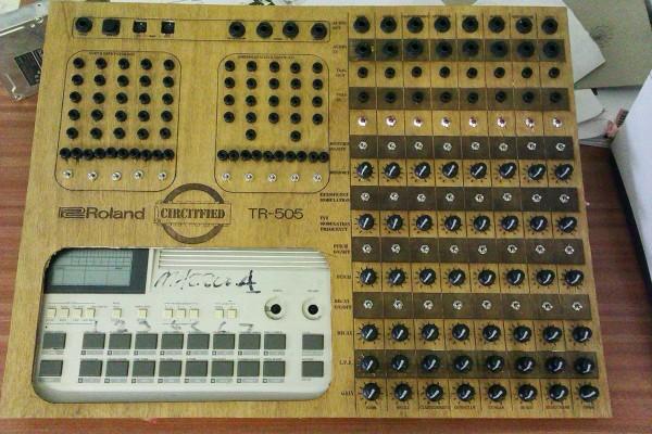 TR505 mod