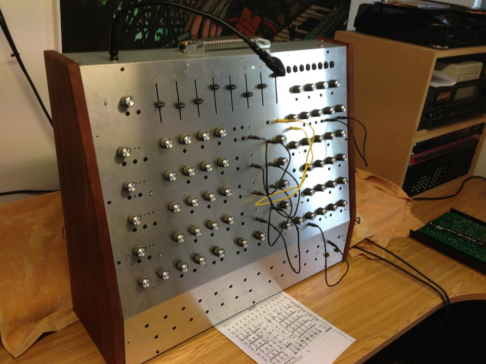 Analogue Solutions Polymath Mega Modular Synth is Coming... - YouTube
