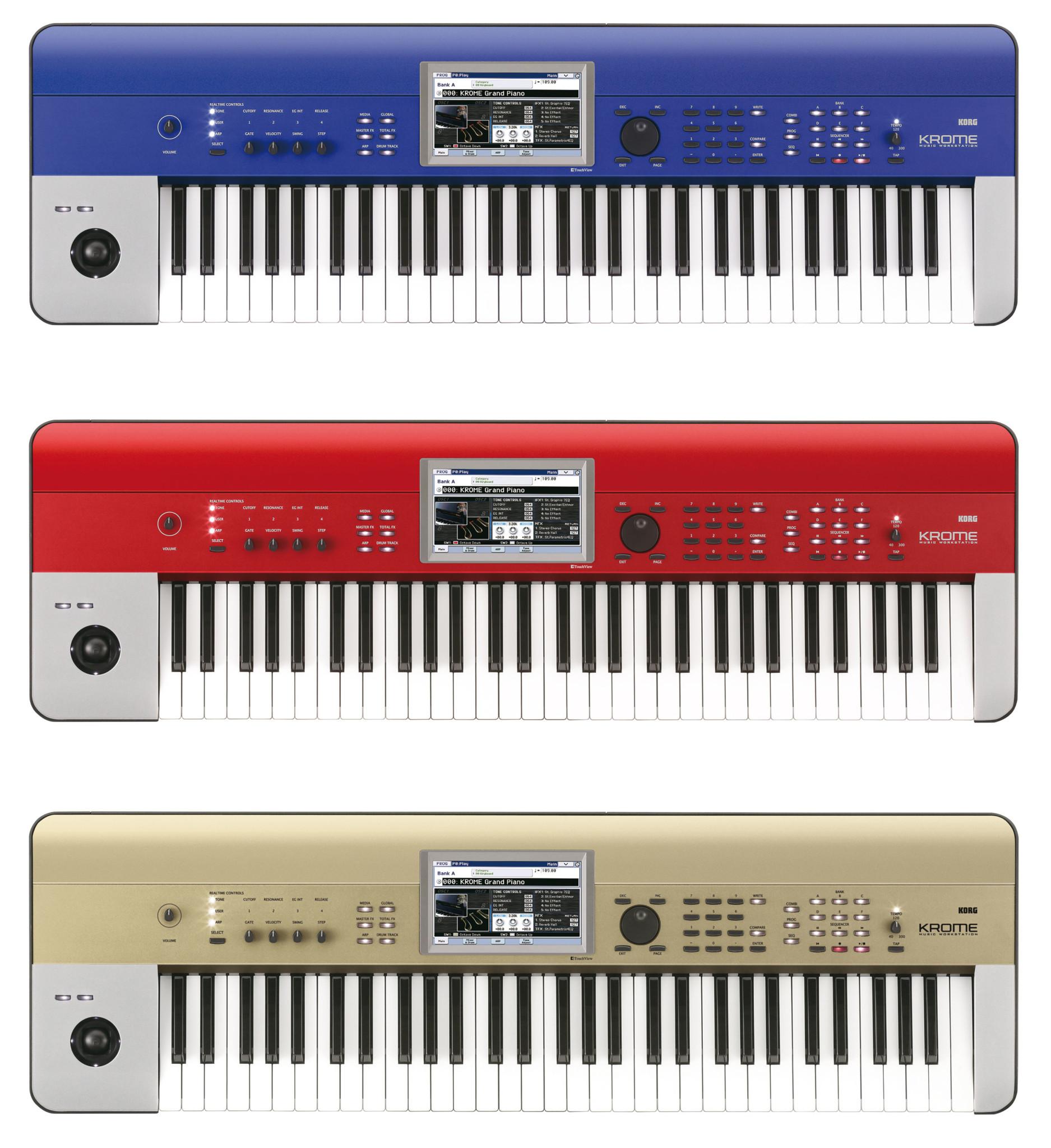 Korg Kr Mini Portable Rhythm Machine Beat Boy Sequencer