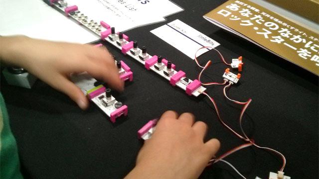 korg littlebits synth kit modular toy sequencer. Black Bedroom Furniture Sets. Home Design Ideas