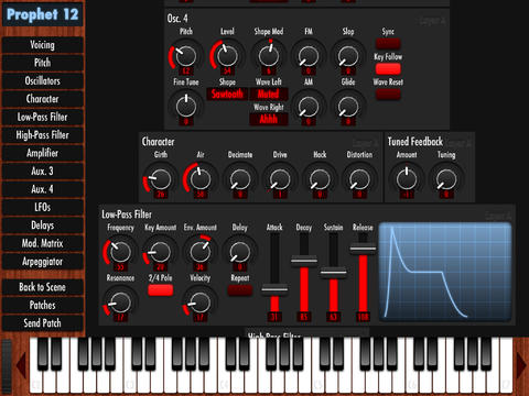 Nord Lead 2X Remote version 13 by Protonica on