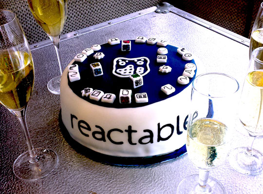 reactable birthday