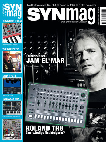 SynMag Das Synthesizer-Magazin: #45