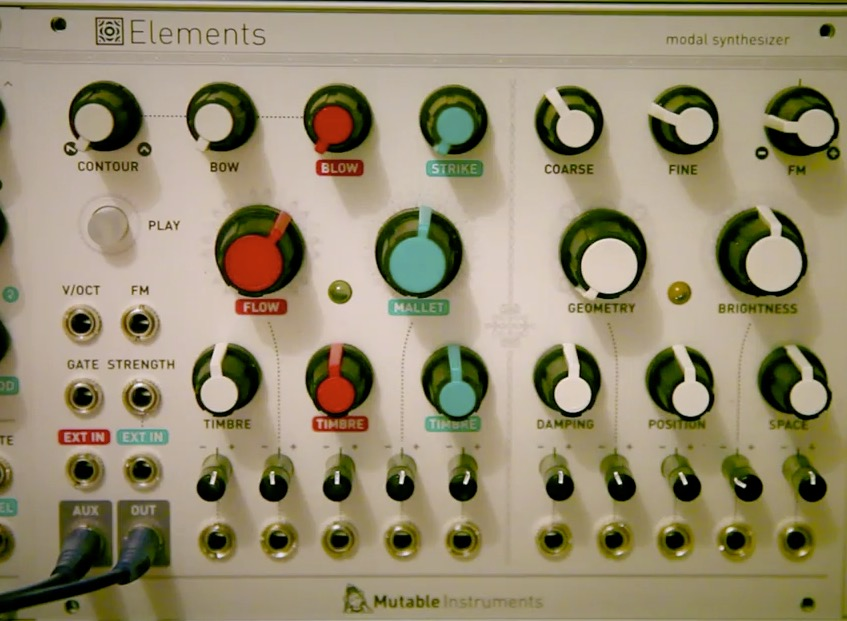 mutable elements OSC