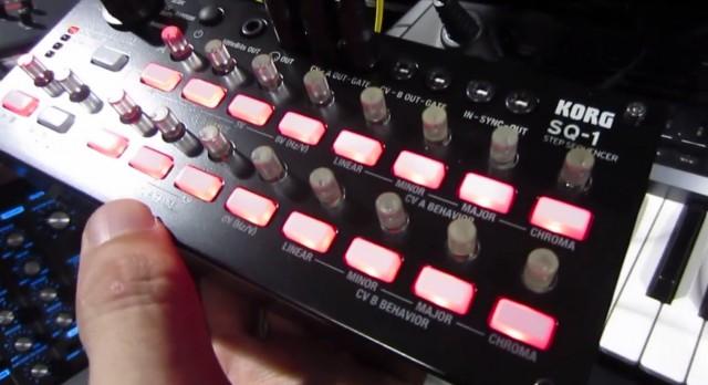 korg sq1 sequencer