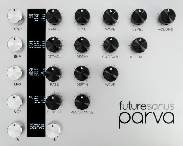 parva synthesizer
