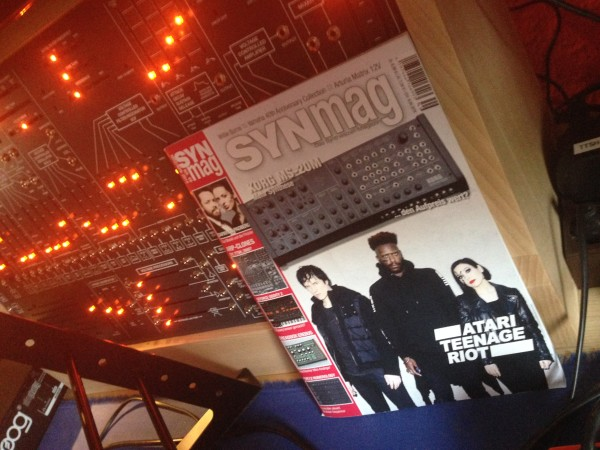 SynMag 49 Das Synthesizer-Magazin