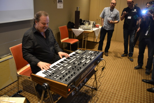 Paul Wiffen Synthex