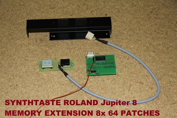Synthtaste Jupiter 8 Memory Expansion