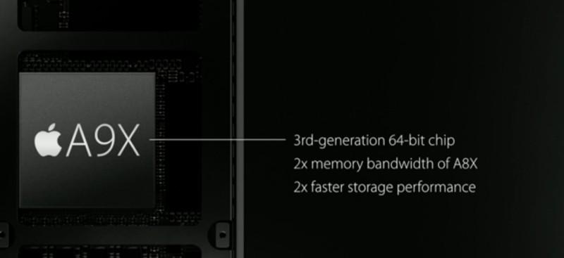 A9X processor (ARM)