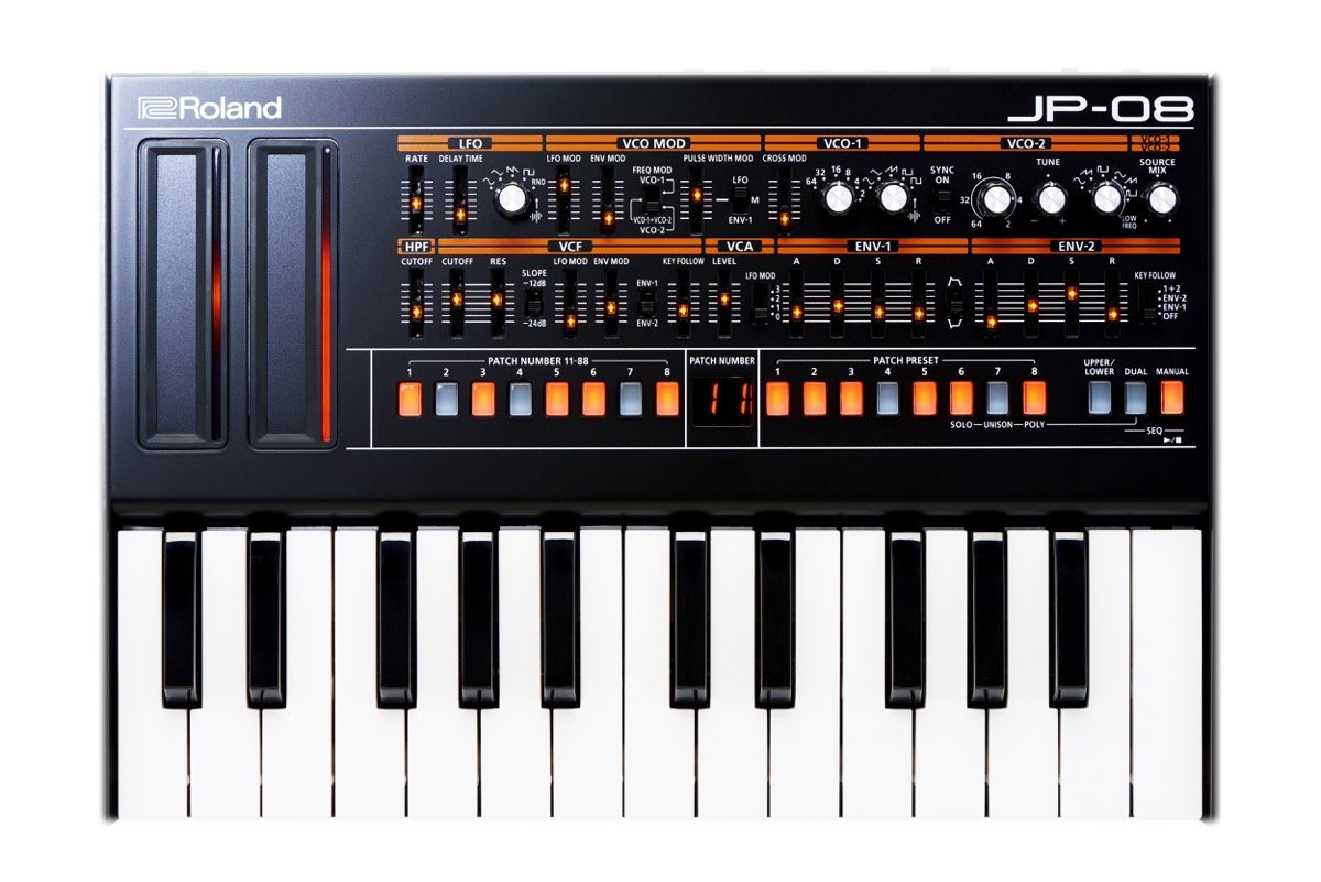 roland jp08 synth