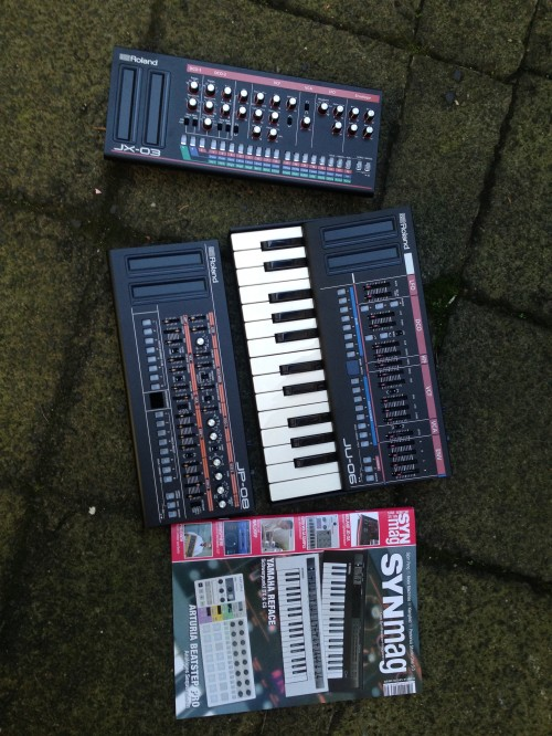synmag roland boutique