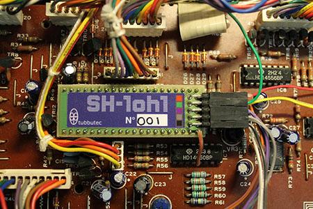SH101 MIDI
