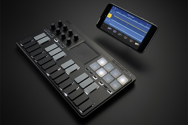 Korg Controller Remote Bluetooth Nanokeykontrol Sequencer