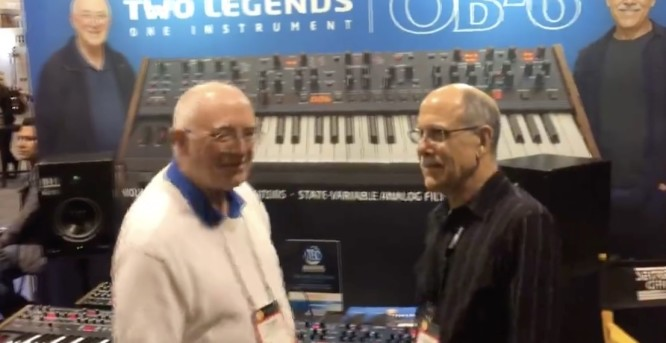 Tom Oberheim & Dave Smith = OB6
