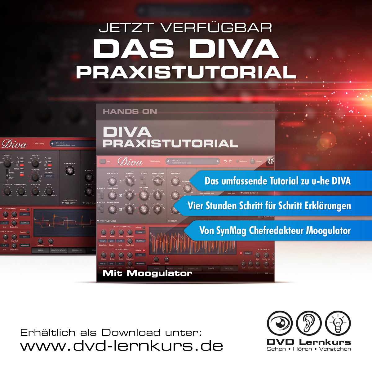 Tutorial archives sequencer - U he diva ...