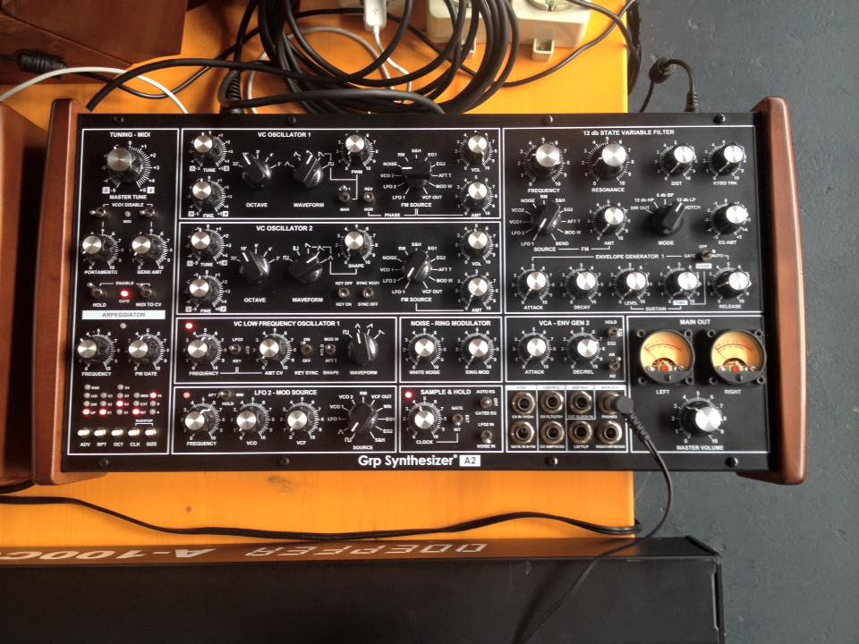 GRP A2 Synth