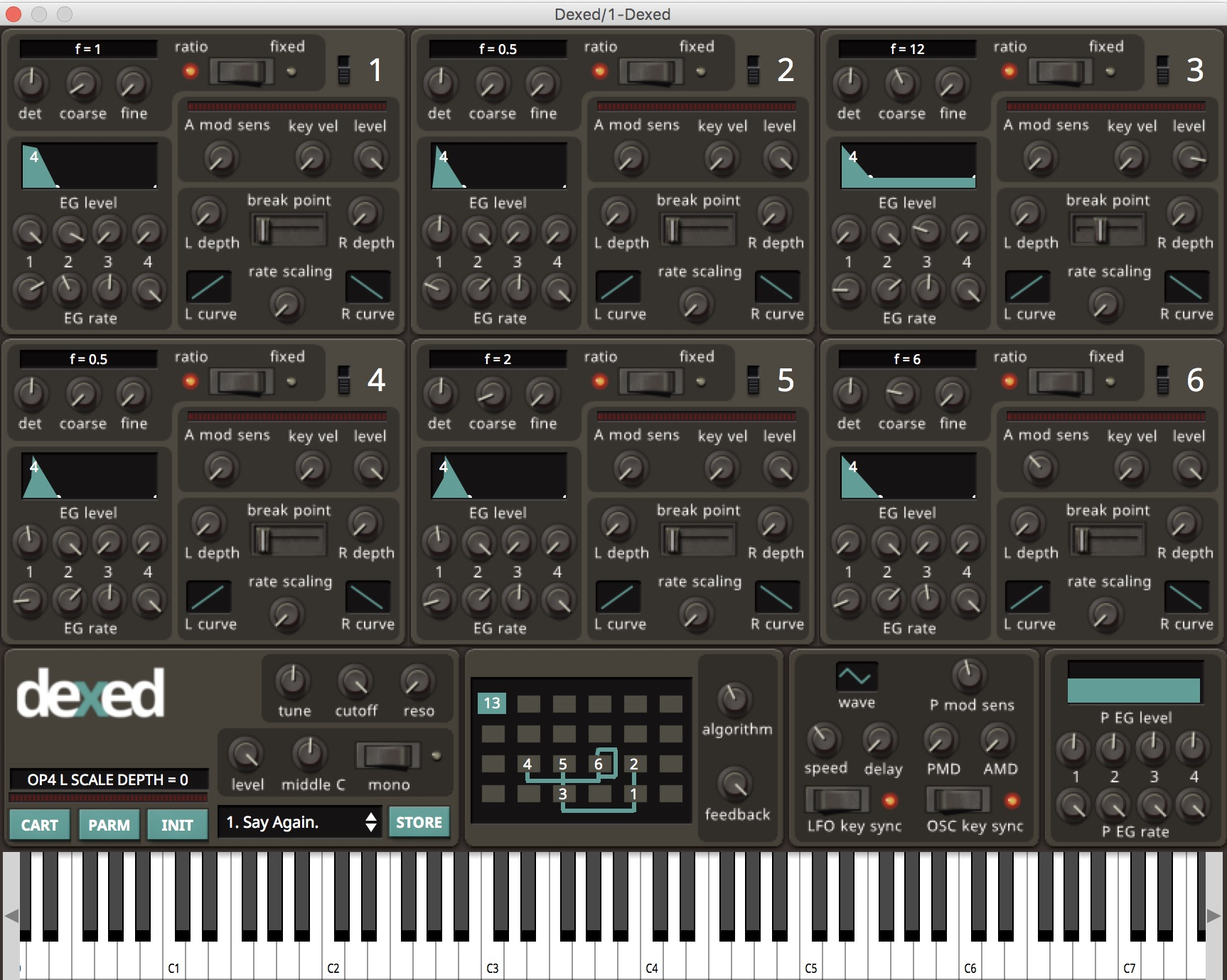 Yamaha Dx Emulator