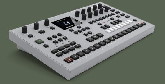 analog four mk2