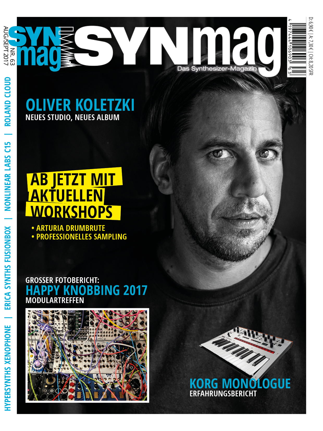 Syn;ag 63 - Das Synthesizer Magazin