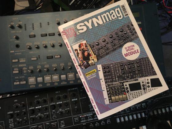 SynMag 64 - Das Synthesizer-Magazin