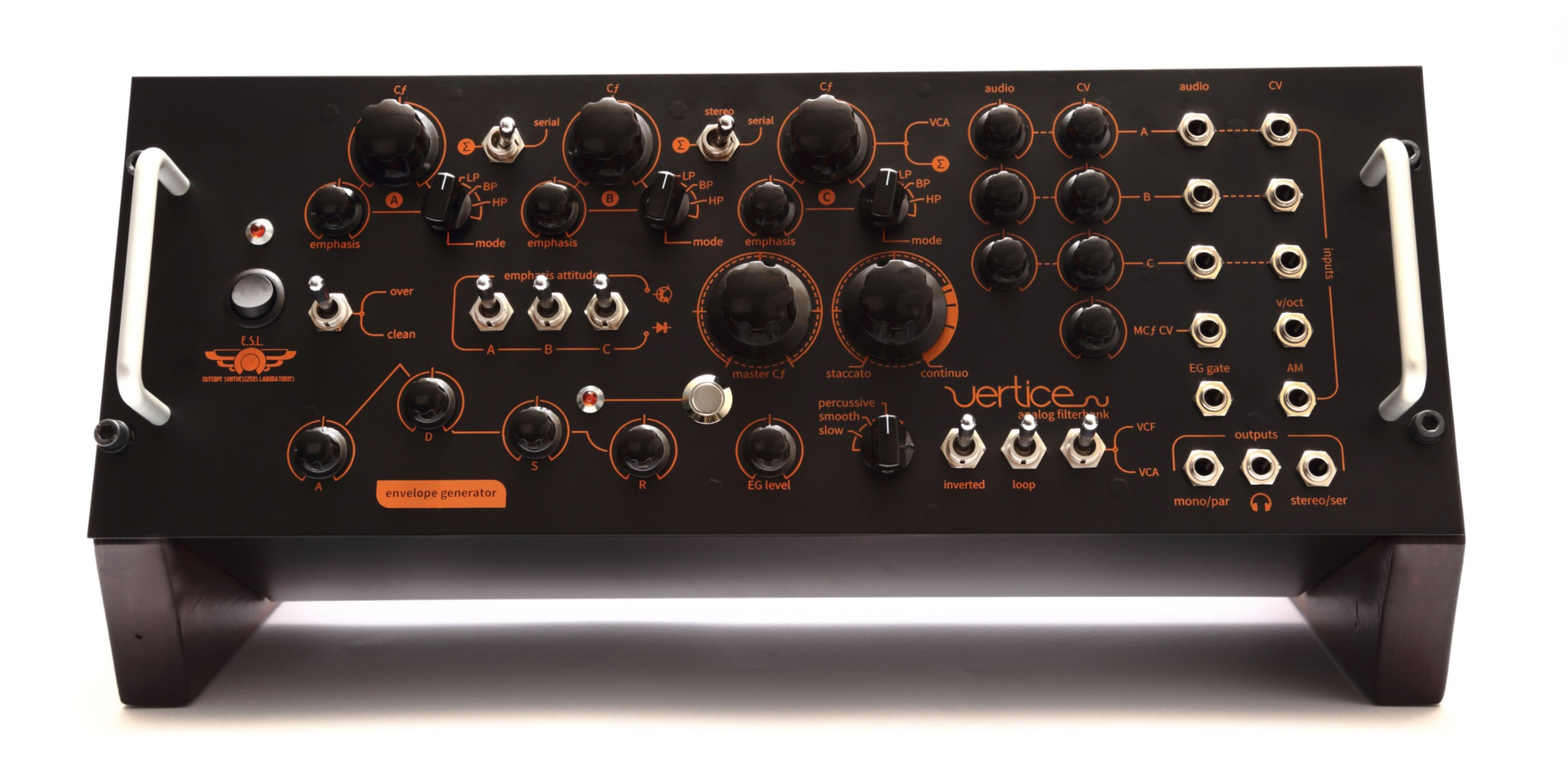 euterpe synthesizer filterbank