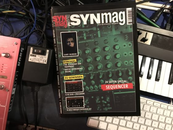 synmag 65 - synthesizer-magazin