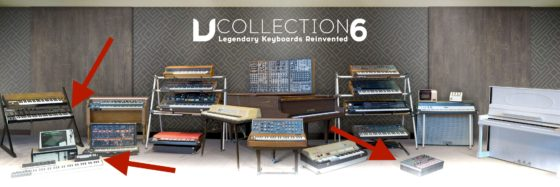 Arturia Fairlight & Buchla Music Easel & DX7 V Collection 6