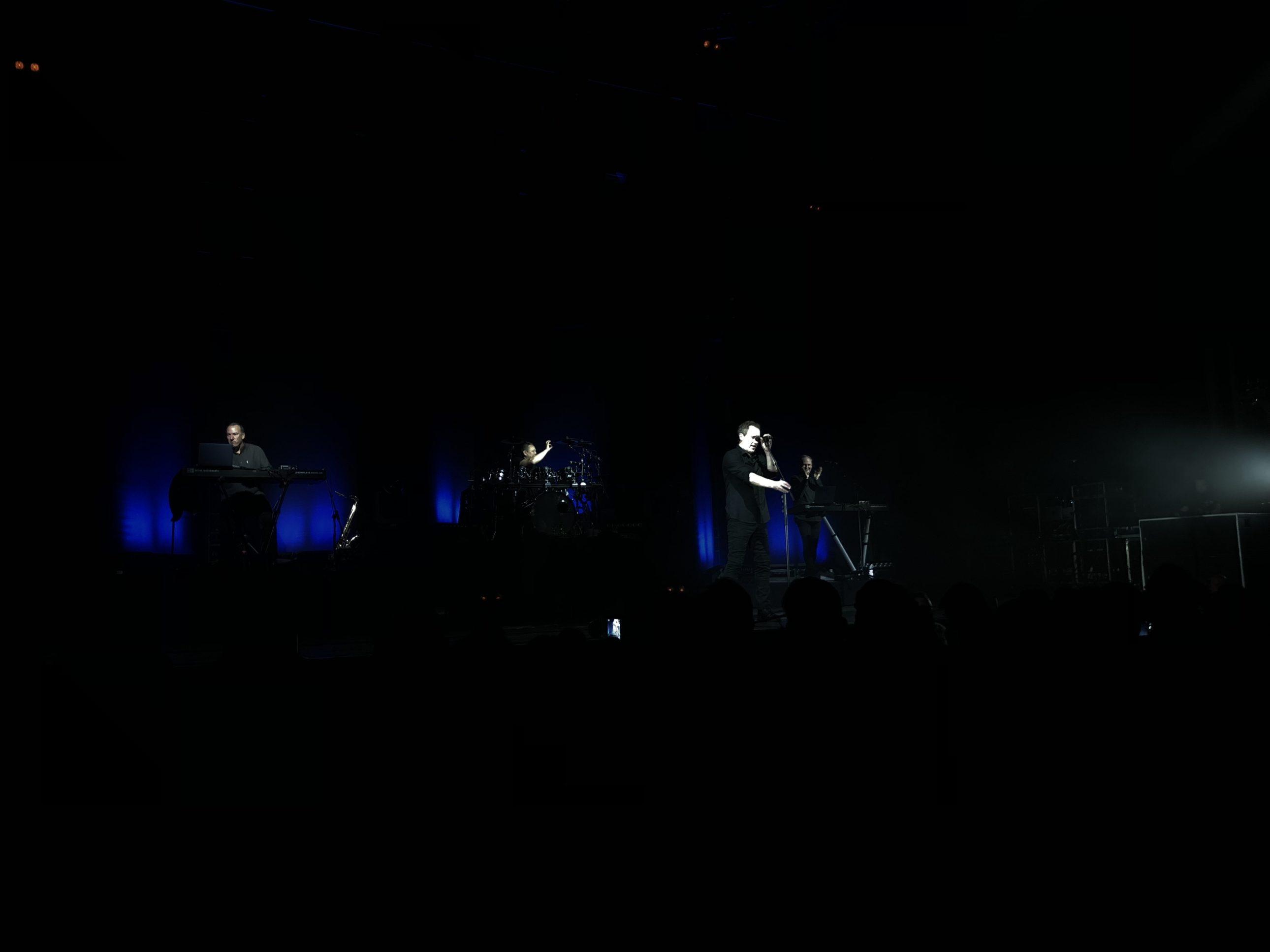 OMD live Düsseldorf