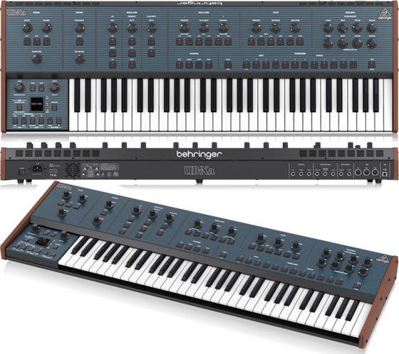 Behringer UB-Xa Keyboard