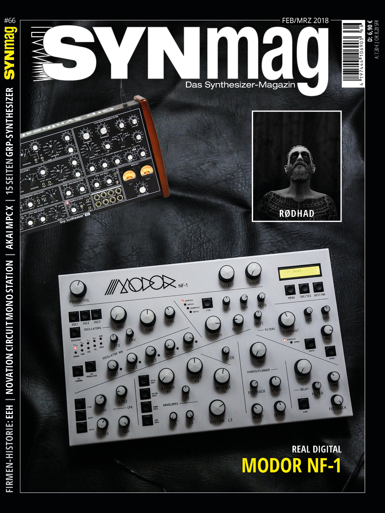 Synmag 66 Das Synthesizer-Magazin