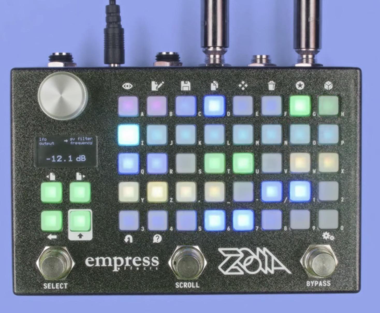 Zoia Empress Looper FX