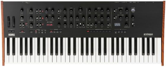 korg prologue synth