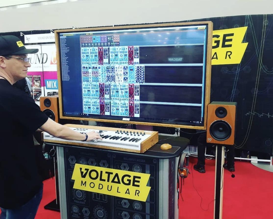 voltage modular softsynth