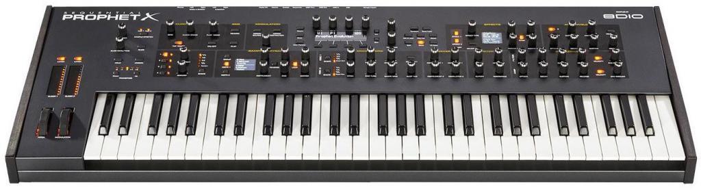 SCI Prophet X sampling Synthesizer