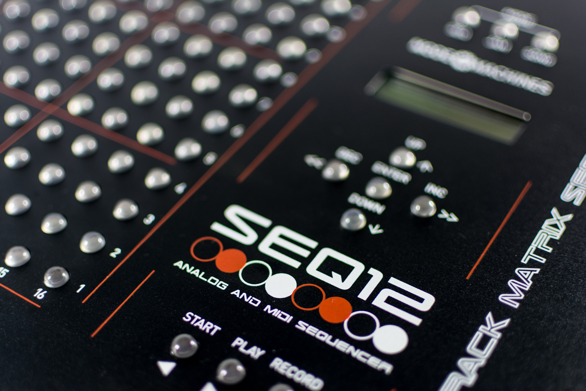 ModeMachines SEQ12 Sequencer