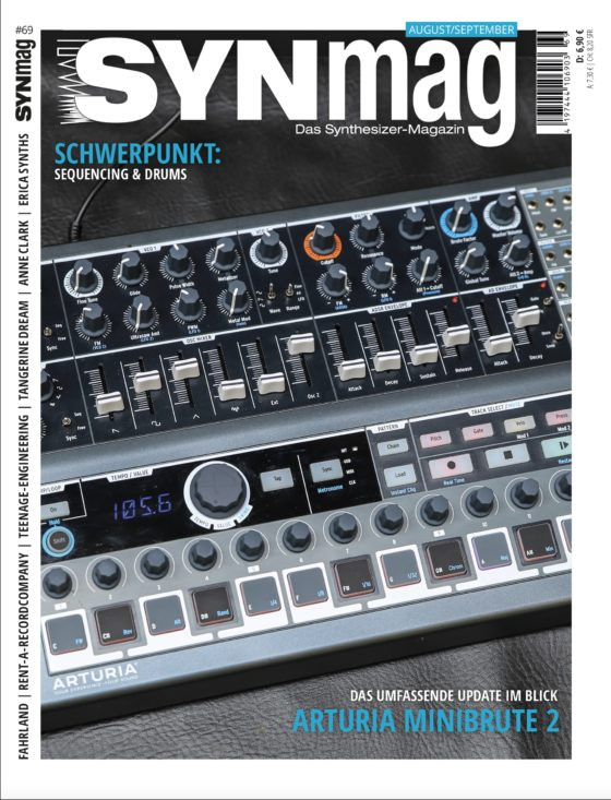 Das Synthesizer-Magazin SynMag 69