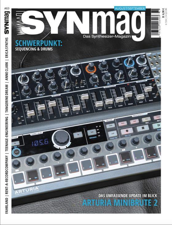 Das Synthesizer-Magazin SynMag 69