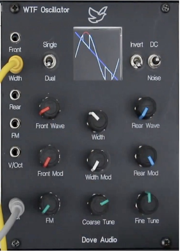 dove audio wtf oscillator