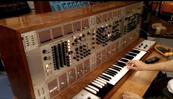 ARP 2003 modular synth pro ARP 2500