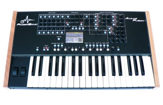 analogfusion synth m. 6OP FM