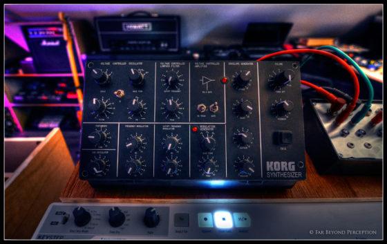 KORG-MS-X Monotron