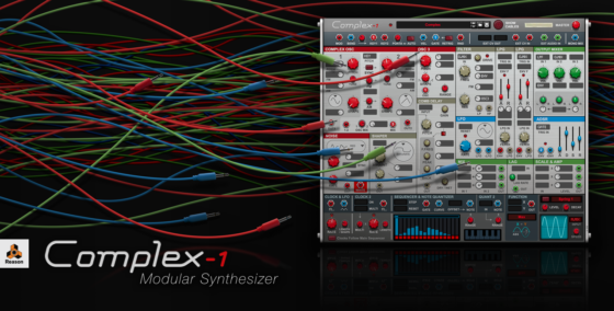 Propellerhead Complex- 1 Modular Synthesizer