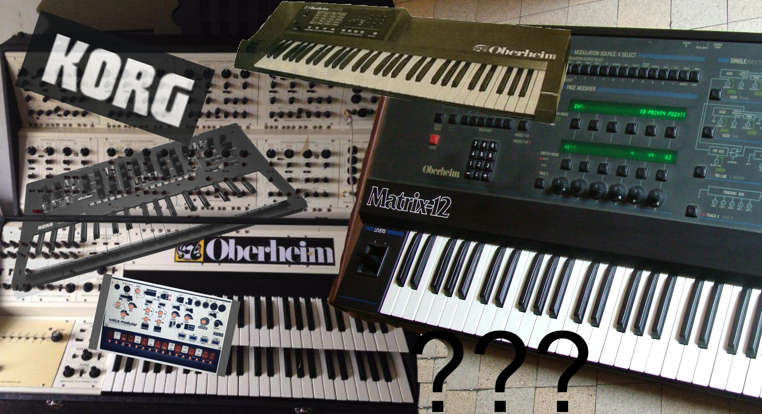Oberheim Korg NAMM - Sequencer