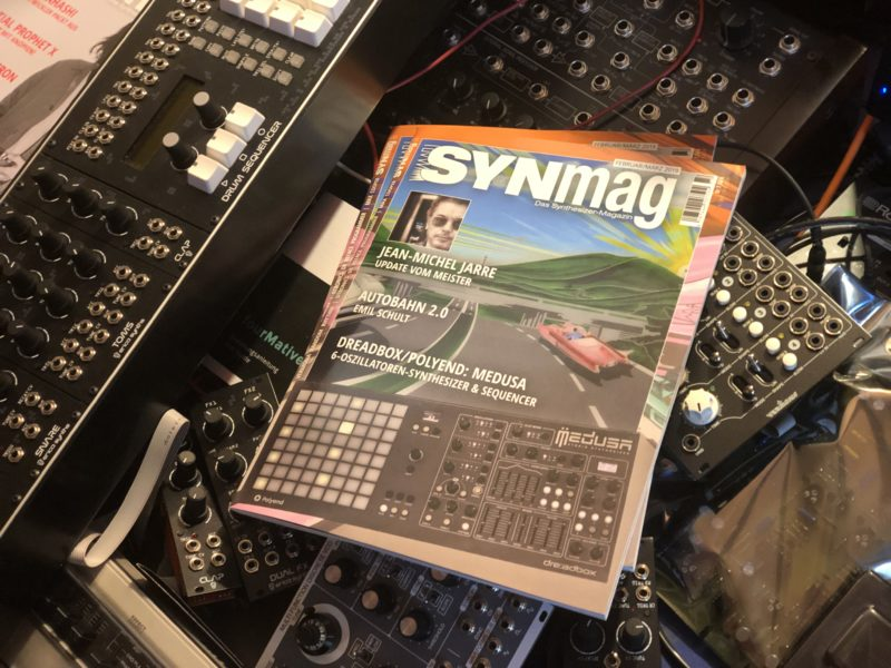SynMag 72 da - Das Synthesizer-Magazin