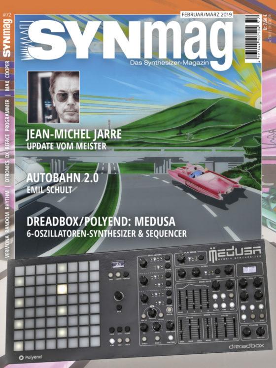 SynMag72 - Das Synthesizer-Magazin