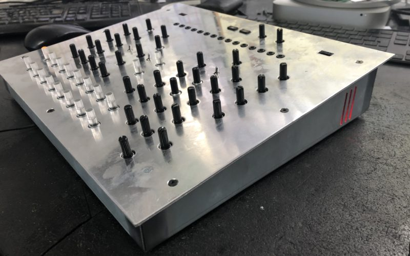 analogue solutions prototyp leak synth sequencer